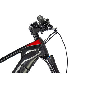 Trek Powerfly LT 9.7 Plus dnister black/rage red